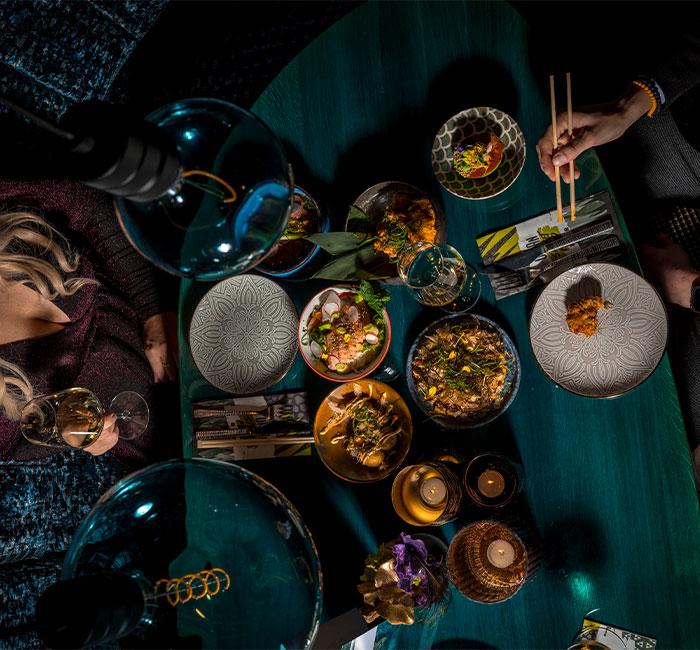 Streetfood restaurant